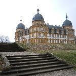 Schloß Seehof .imposanter Bau von Baltahasar Neumann