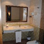 Baño habitación 302