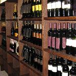 Weinkeller des Hotels Mitra