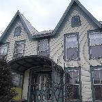 Twin Gables frontage