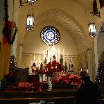 Immaculate Conception Church - interior