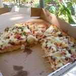 Seastar Pizza