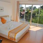 Studio 99 Apartments - Bedroom
