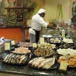 Seafood in Buffet