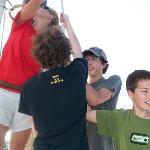 Help the Crew Raise Sail!