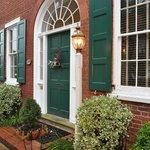 Front Door - Ascot House