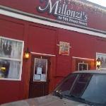 Millonzi's entrance