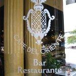 Restaurante Cafe del Oriente Foto