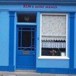 Kim's Restaurant Front
