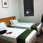 Lovely comfortable room