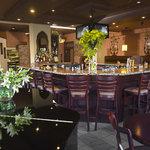 The bar at Sixteen Front