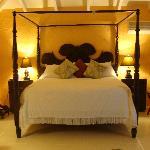 Flamboyant Bedroom