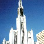 Lady of Fatima Church Maputo Mozambique
