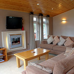 The Oaks Lodge at Deeside Holiday Park