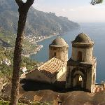 Aussicht der Villa Cimbrone