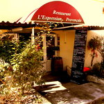 restaurant l'expression provençale