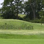 The course at Ledene