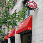 Rare Bar & Grill Entrance