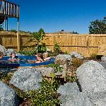 Spa hot tub image