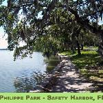 Philippe Park within walking distance