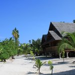 Luxury Beachside bungalows