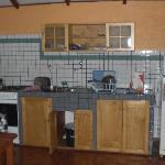 kitchen on 2nd floor