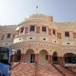the great sariska palace
