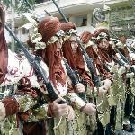 carnevale per le strade di Menton