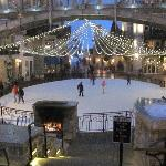 Ice skating rink, also one in Vail village at Solaris