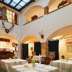 Luxury Hotel Goldener Hirsch, Bar