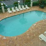 Pool open from7AM-10PM