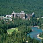The Fairmont Banff Springs 'Castle in the Rockies'