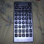 big old remote
