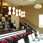 Drop by for a glass of wine or sip a martini in our gorgeous loung area