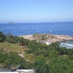 Otra vista desde azotea hacia el lado de Copacabana
