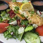 Red Fish Salad