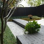 連れの方のお気に入り 庭造りの参考になるかも
