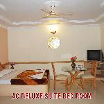 Ac Deluxe Suite Bed Room