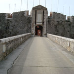 La citadelle de Villefranche sur mer
