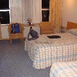 Our twin room