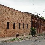 Vista posterior de la Universidad Católica
