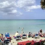 Legend's Beach- crowded much?!