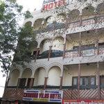 Chandra Vilas Hotel