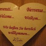 La bienvenue chez Rita
