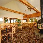 Best Western Wytheville Lobby