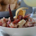 Ceviche a must