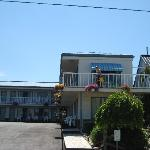 Blue Bay Motel Foto