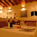 Villa Caracol: Restaurante