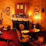 Enjoy a cocktail in the Formal Parlour