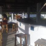 Boss at the Beachbar